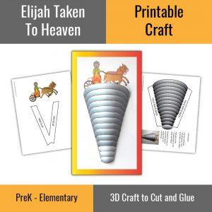 pdf files to craft elijah taken to heaven