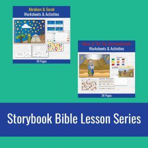 Storybook Bible Fun